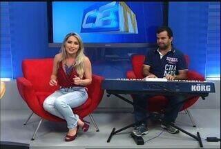 Confira entrevista com a Banda Sonata - Stefanie Pontes se apresenta neste domingo