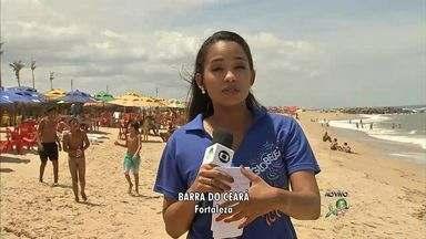 Informação sobre a balneabilidades nas praias de Fortaleza estão desatualizadas - Fortaleza tem neste Carnaval 21 praias adequadas para banho.