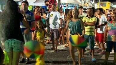 Veja como foi a primeira noite do carnaval no Rasgadinho em Aracaju - Veja como foi a primeira noite do carnaval no Rasgadinho em Aracaju.