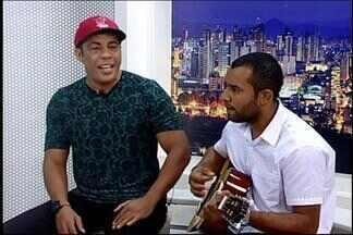 Rodrigo Bergal comenta sobre os carnavais da região - Natural de Divinópolis, o cantor é a atração no carnaval de outras cidades da região. Outros cantores do município vão fazer a folia na região.