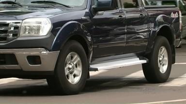 Caminhonetes viram alvos de ladrões em Cianorte - Só no ano passado 24 caminhonetes foram roubadas na cidade.