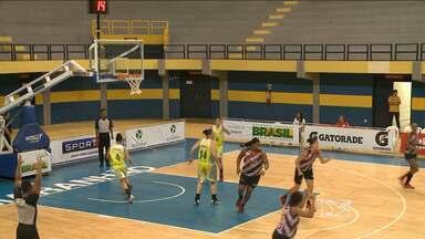 Equipe de basquete do Maranhão vence na Liga Brasileira - Foi a quarta vitória na Liga Brasileira e a segunda contra o Santo André.