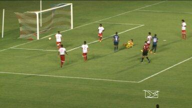 Maranhão garante vaga nas semifinais do primeiro turno do futebol - Maranhão garante vaga nas semifinais do primeiro turno do futebol.