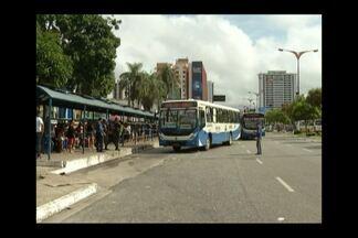 Movimento no Terminal Rodoviário de Belém foi intenso neste sábado, 6 - Banhistas não enfrentaram filas para Mosqueiro.