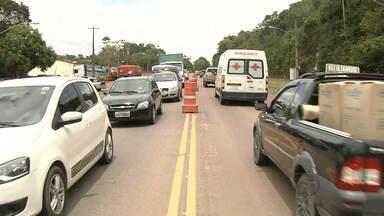 Polícia Rodoviária Federal intensifica fiscalizações nesse carnaval em Santarém - Movimentação nas estradas é intensa.