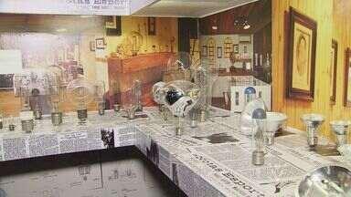 Museu da Lâmpada é inaugurado - Uma das maiores invenções do mundo, a lâmpada, é tema de novo museu em Santos.
