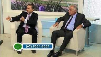 Especialistas comentam sobre falhas na punição de criminosos em Goiás - Eles também debateram sobre outros problemas e apontaram soluções para a segurança pública.