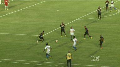 Sampaio e São José-MA ficam no empate, no Castelão - Pimentinha abre o placar e Lucas impede a derrota do Peixe Pedra, que ainda sonha com a classificação para as semifinais do Maranhense
