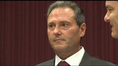 Toma posse o novo presidente do TRE-PR - O desembargador Luiz Fernando Keppen vai conduzir as eleições municipais de 2016.