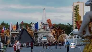 Desfile das Campeãs acontece nesta sexta-feira (12) - Sete escolas voltam ao sambódromo essa noite para o Desfile das Campeãs.