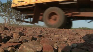 Secretário de Obras anuncia novidades para os moradores do Alto da Boa Vista - Caso até segunda-feira a empresa vencedora da licitação para fazer a estrada, será chamada a terceira colocada para realizar a obra.