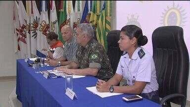 """Comando das Forças Armadas da Baixada Santista fala sobre a """"Operação Zica"""" - Objetivo é combater a doença a partir deste sábado (13)"""