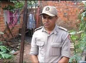 Corpo de Bombeiros alerta ao alto número de acidentes domésticos em Araguaína - Corpo de Bombeiros alerta ao alto número de acidentes domésticos em Araguaína