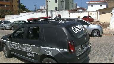 JPB2JP: Banco é assaltado na avenida Epitácio Pessoa - Ladrão entrou na agência numa cadeira de rodas.