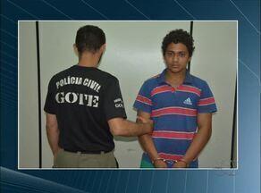 Homem é preso suspeito de vender drogas dentro do Hospital Geral de Palmas - Homem é preso suspeito de vender drogas dentro do Hospital Geral de Palmas