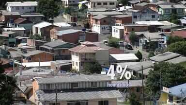 Caxias do Sul está entre os municípios com queda de homicídios - Cidade registra queda de 4% nos assassinatos.