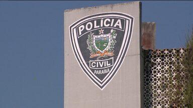 Cinco homens foram presos acusados de roubo, furto e tráfico de drogas em Campina Grande - Os homens já foram encaminhados para o Presídio do Serrotão.