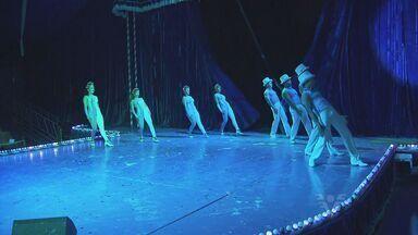 Circo dos Sonhos será encerrado no domingo (14) - A atração ficou mais de dois meses na Ponta da Praia, em Santos.