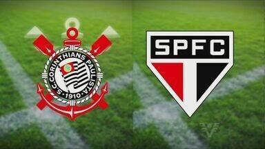Corinthians e São Paulo se enfrentam pelo Campeonato Paulista - A partida será neste domingo (14), às 17h.