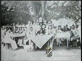 Democrata de Governador Valadares faz 84 anos - Confira curiosidades sobre a história do time.