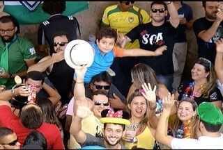 Bloco de Carnaval atrasado movimenta Montes Claros - Objetivo é ajudar instuições sociais.