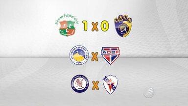 Feirense vence Colo-Colo em jogo do Baianão - A partida terminou em 1 x 0.