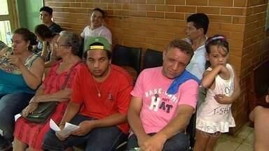 Pacientes reclamam da demora no atendimento em unidades de saúde de Goiânia - Moradores da capital relatam problemas nos Cais do Setor Jardim América e de Campinas.