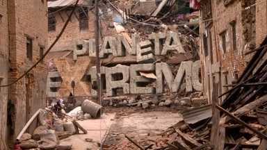 Planeta Extremo estreia neste domingo (14) - Nova temporada do Planeta Extremo traz explorações impressionantes em diversas partes do planeta.