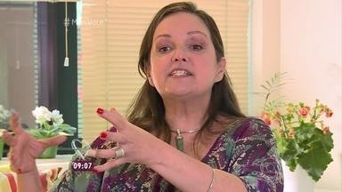 Psicóloga dá dicas para previnir que o uso do celular prejudique as relações importantes - Eda Fagundes diz que o ideal é que as pessoas se disciplinem e estabeleçam regras e horários para se desconectar