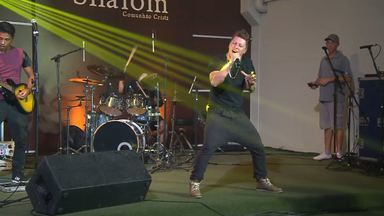 Foi dada a largada para o Festival Novas Promessas - O concurso visa lançar novos talentos da música gospel.