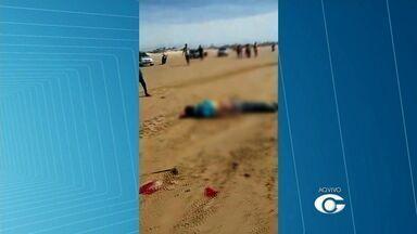 Polícia vai investigar morte acontecida na praia do Peba em Piaçabuçu - Homem de 33 anos estaria fazendo pega na areia da praia do Peba quando o carro capotou, levando-o a óbito.