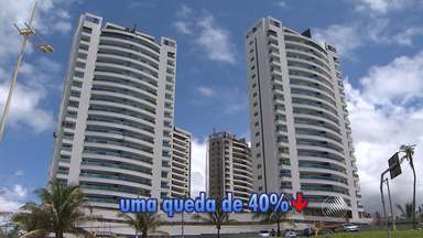 Venda de imóveis sofre quedas em Salvador e região - Confira os dados divulgados pela Ademi.