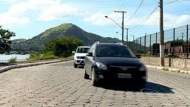 Más condições da estrada de Porto Velho causa acidentes fatais, em Cariacica, no ES - Gerencia de transito de Cariacica diz que tem projeto pronto para a remodelação da estrada.