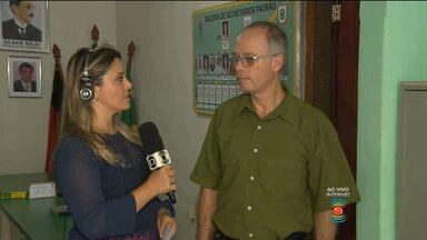 JPB orienta sobre serviços oferecidos pela Junta Militar - Ao vivo, a repórter Waléria Assunção tem as informações