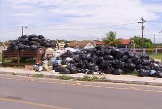 Comsercaf define detalhes do mutirão de limpeza em Tamoios, em Cabo Frio, no RJ - Diversos pontos do distrito têm lixo espalhado.