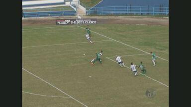 Santo André vence o Guarani por 2 a 1 - Confira os principais momentos da partida entre as equipes.