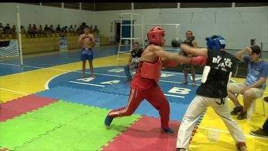 Torneio de Kickboxing reúne competidores do Piauí, Ceará e Maranhão - Torneio de Kickboxing reúne competidores do Piauí, Ceará e Maranhão