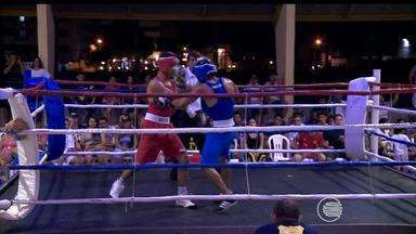 Campeonato Piauiense de Boxe teve revanche e quebra de jejum - Campeonato Piauiense de Boxe teve revanche e quebra de jejum