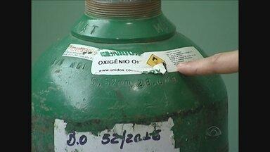 Oxigênio vendido por empresário podia levar à morte, diz delegado - Oxigênio vendido por empresário podia levar à morte, diz delegado
