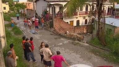 Em Manaus, homem morre soterrado em obra após estrutura ceder - Caso ocorreu no bairro Jorge Teixeira, Zona Leste.