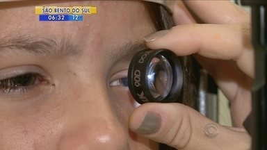 Oftalmologista alerta para a saúde dos olhos das crianças em fase escolar - Oftalmologista alerta para a saúde dos olhos das crianças em fase escolar