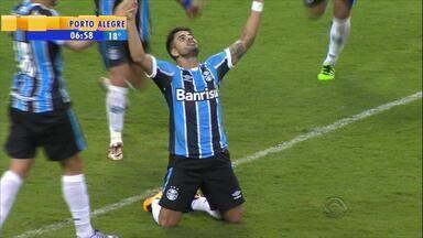 Esporte: Grêmio tem estreia de Miller Bolaños pela Libertadores - Assista ao vídeo.