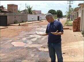 Secretário diz que vai resolver os problemas dos moradores do Jardim Tocantins, em Gurupi - Secretário diz que vai resolver os problemas dos moradores do Jardim Tocantins, em Gurupi