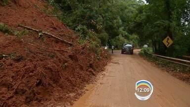 Creche está fechada no bairro dos Freitas por conta da enchente - Esta terça-feira foi dia de contar os prejuízos.