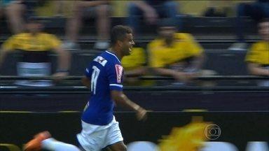 Alisson vive uma boa temporada no Cruzeiro e está de bem com vida - Cruzeiro é líder do Campeonato Mineiro e Alisson é titular há nove jogos.