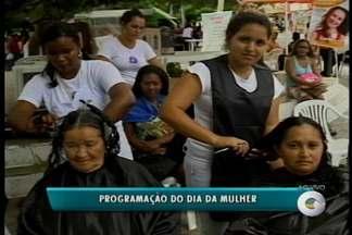 Dia da Mulher tem programação especial em Petrolina, Salgueiro e Cabrobó - A data é comemorada neste dia 8 de março.