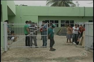 Sede do Incra é ocupada por manifestantes em Petrolina - Reunião entre Incra, Codevasf, INSS e MST discute reivindicações.