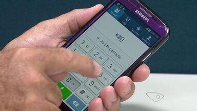 Celulares roubados poderão ser bloqueados pelo número da linha no Espírito Santo - Resolução da Anatel permite que usuários de celulares roubados bloqueiem o aparelho sempre precisar do número do Imei.