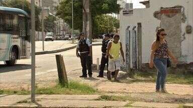 População relata assaltos frequentes na Via Expressa, em Fortaleza - População relata assaltos frequentes na Via Expressa, em Fortaleza