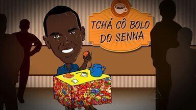 """""""Tchá cô Bolo do Senna"""" homenageia o Dia Internacional das Mulheres - """"Tchá cô Bolo do Senna"""" homenageia o Dia Internacional das Mulheres"""